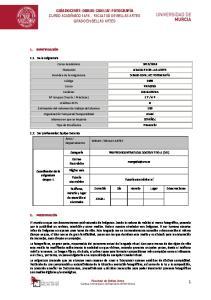 15 - FACULTAD DE BELLAS ARTES GRADO EN BELLAS ARTES