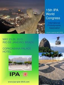 15th IPA World Congress