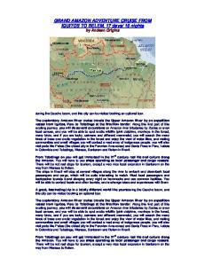 16 nights by Andean Origins