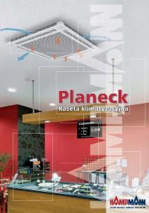 1.64 Planeck Kaseta klimatyzacyjna Opis produktu