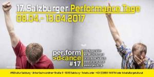 17. Salzburger Performance Tage