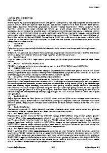 18 Allianz Sigorta A.Ş
