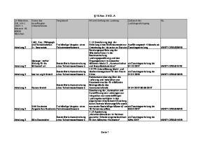 19 Abs. 2 VOL A. Seite 1