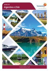 19 Argentina e Chile Viajamos juntos pelo Mundo