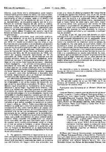 1994, de 24 de febrero de Cuestiones de inconstitucionalidad