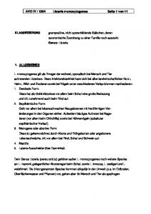 1994 Listeria monocytogenes Seite 1 von 11