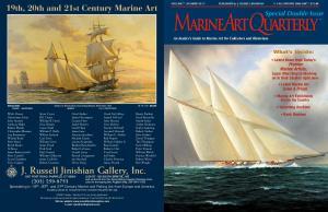19th, 20th and 21st Century Marine Art