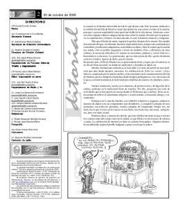 2 30 de octubre de 2005