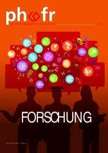 2 FORSCHUNG. Forschung Lehre Campus