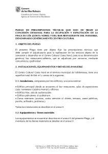 2. INSTALACIONES, EQUIPAMENTOS Y BIENES DEL INMUEBLE
