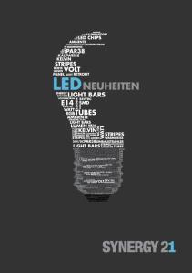 2 LED NEUHEITEN LED NEW RELEASES