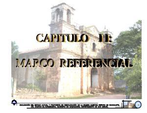 2 MARCO REFERENCIAL. 2.1 MARCO CONCEPTUAL ARQUITECTURA
