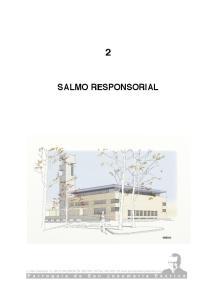 2 SALMO RESPONSORIAL