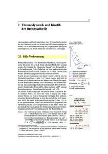 2 Thermodynamik und Kinetik der Brennstoffzelle