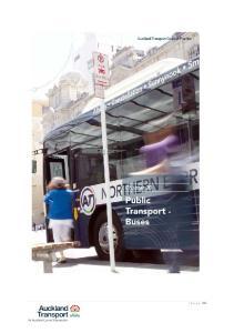 20 Public Transport - Buses
