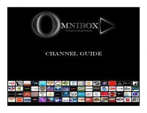 200+ Internet Channels From: America Europe