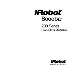 200 Series Owner s Manual
