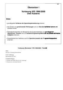 2000 Uwe Kastens