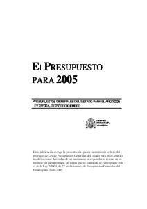 2004, DE 27 DE DICIEMBRE