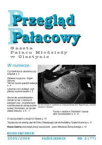 2006 PA DZIERNIK NR 2(77) PGazeta. w Olsztynie