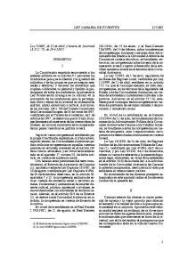 2007, de 13 de abril, Canaria de Juventud (B.O.C. 78, de )