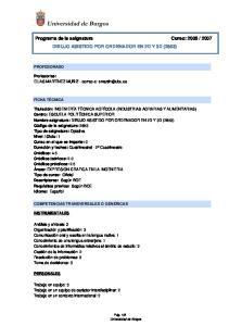 2007 DIBUJO ASISTIDO POR ORDENADOR EN 2D Y 3D (2853)