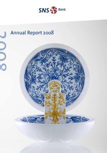 2008 Annual Report 2008