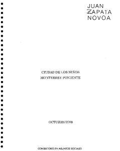2008 CONSULTORES EN ASUNTOS SOCIALES