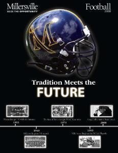 2008 Football Media Guide