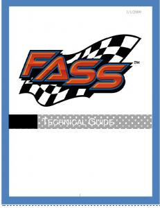 2009 TECHNICAL GUIDE
