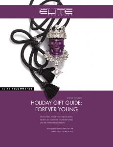 2010 HOLIDAY GIFT GUIDE: FOREVER YOUNG