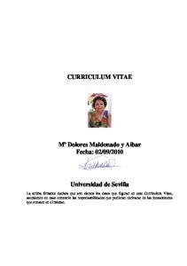 2010 Universidad de Sevilla