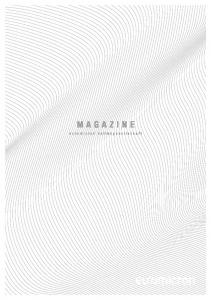 2011 ANNUAL REPORT MAGAZINE