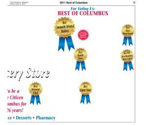 2011 Best of Columbus