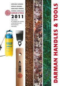 2011 Fabricantes de mangos de madera y distribuidores de herramientas manuales