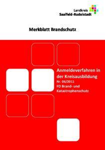 2011 FD Brand- und Katastrophenschutz