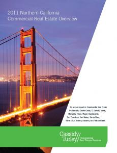 2011 Northern California Commercial Real Estate Overview
