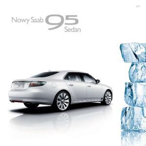 2011 Nowy Saab Sedan
