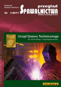 2011  Welding Technology Review