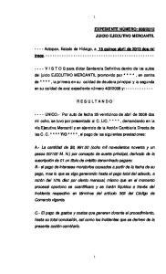2012 JUICIO EJECUTIVO MERCANTIL
