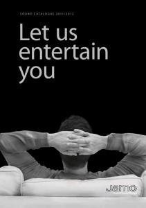 2012. Let us entertain you