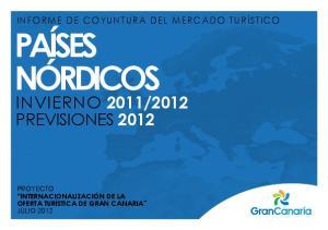 2012 PREVISIONES 2012