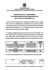 2013 DE 20 DE FEVEREIRO DE 2013