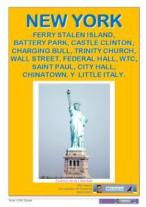 2013. NEW YORK Cando 1