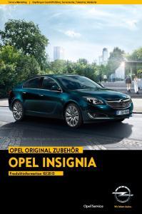 2013. Opel Service