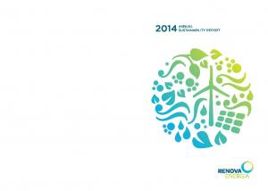 2014 ANNUAL SUSTAINABILITY REPORT