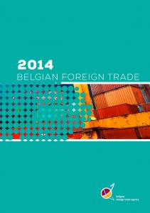 2014 BELGIAN FOREIGN TRADE