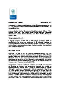 2014. CM-AEP 14 de abril de 2014