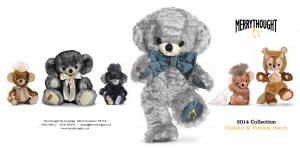 2014 Collection Cheeky & Punkie Bears