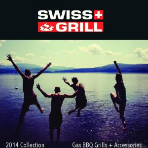 2014 Collection Gas BBQ Grills + Accessories